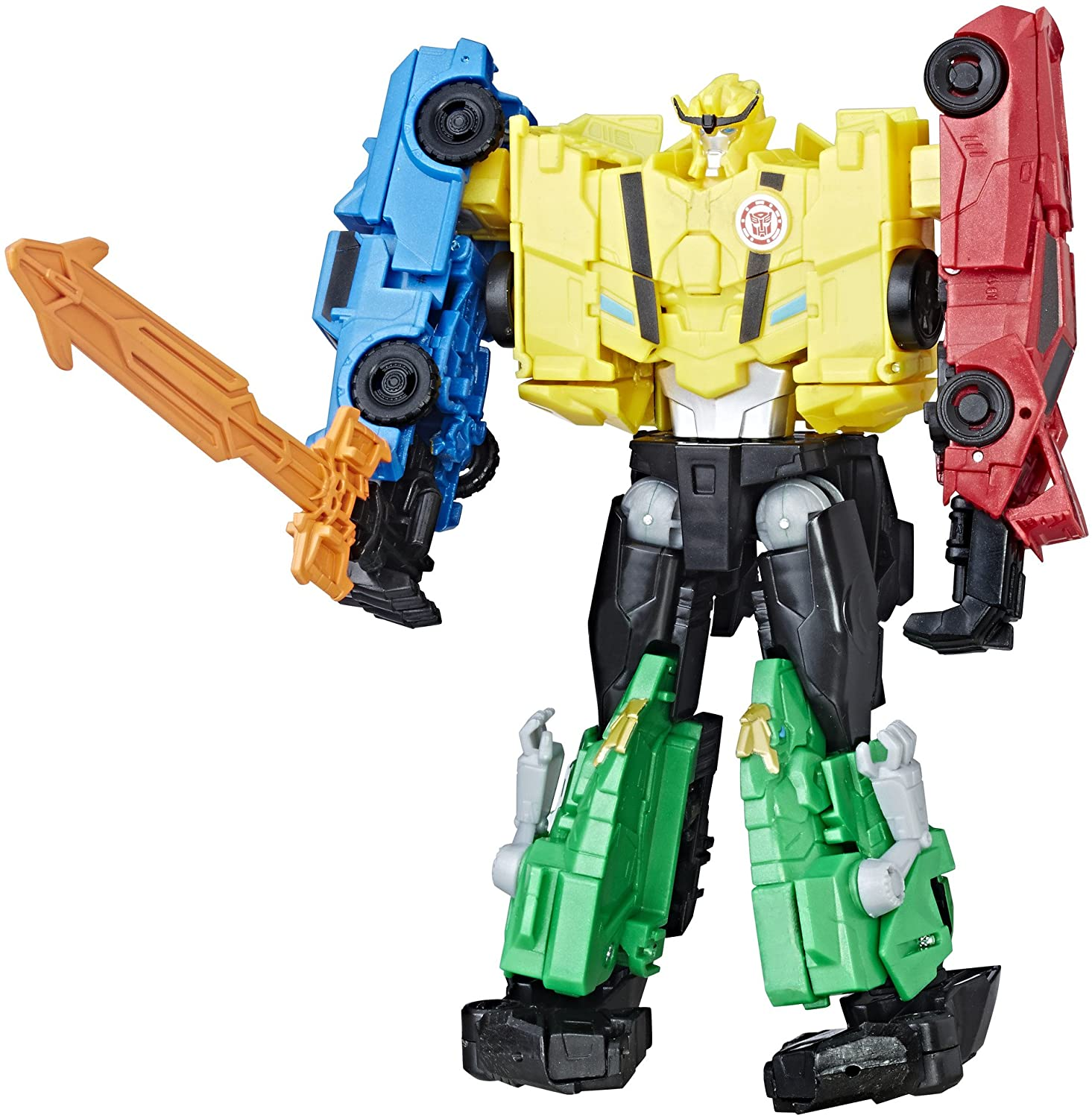 3 Top Transformers Toy Robots In Disguise