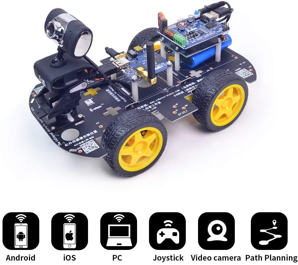 Which Is The Best Remote Control Robot With Camera